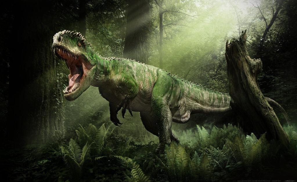 giganotosaurus_dark_forest_version_by_damir_g_martin-d8c3z7a